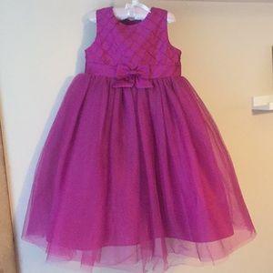 Pretty in Purple Special Occasion Dress